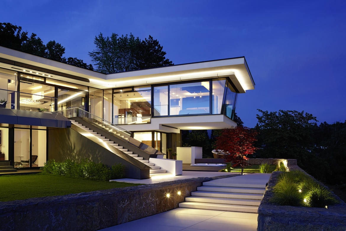 VILLA HOLLYWOOD LEE + MIR ARCHITEKTEN